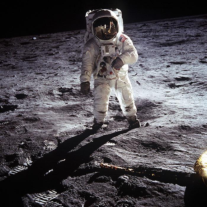 アポロ宇宙飛行士画像