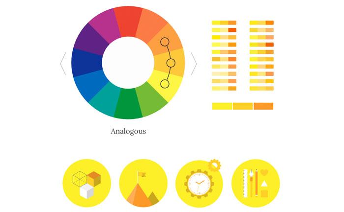 COLOR SUPPLY 色の組み合わせ見本がつくれる便利なおすすめサイト