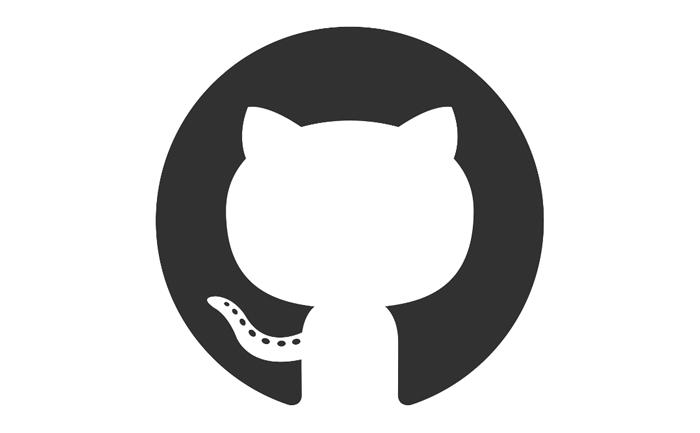 GitHubシルエット
